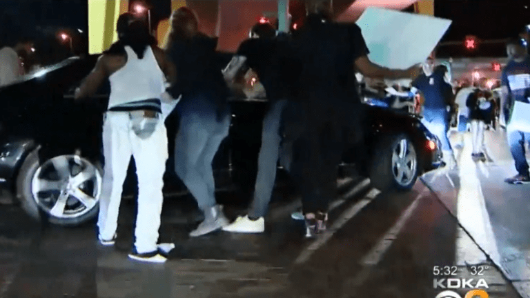 Pittsburgh Councilman Tries to Run Over Protesters; Faces Charges