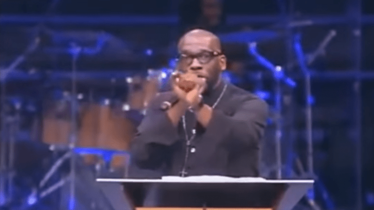 Jamal Bryant to Head Bishop Eddie Long's Former Church