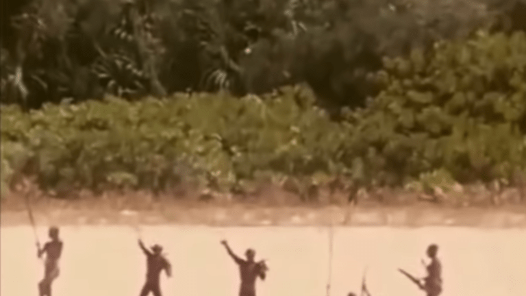 Indian Police Abandon Attempt to Recover the Body of John Allen Chau