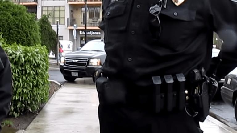 Oregon Police Wrongfully Arrest Black Man