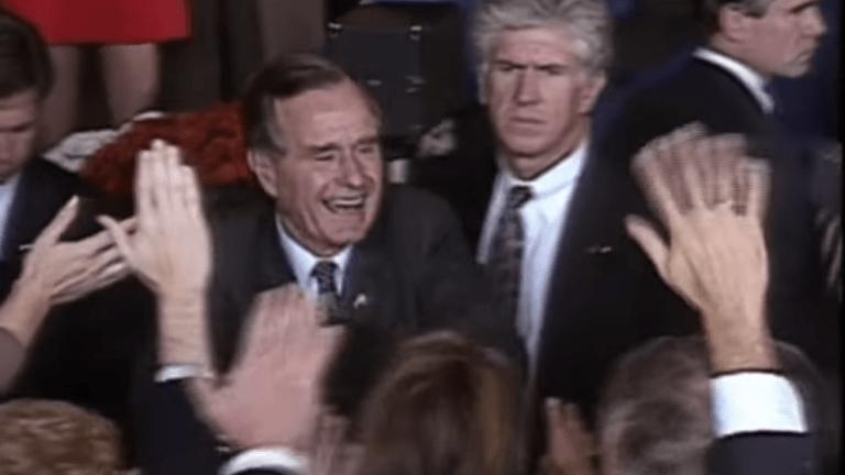 President George H.W. Bush Dies at 94