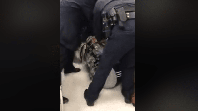 NYPD Slammed for Attempting to Pry Baby from Mother's Arms