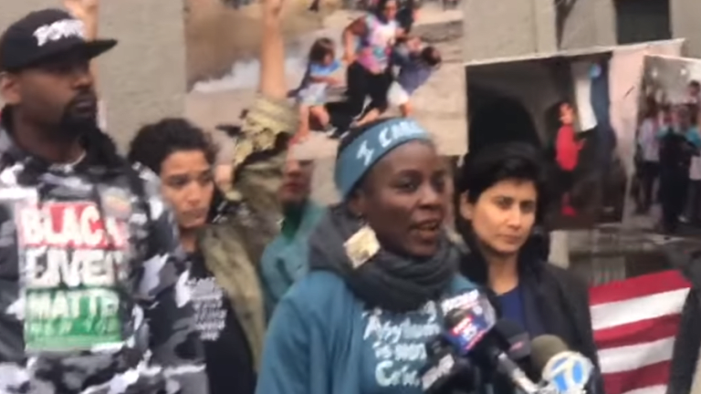 Black Woman who Climbed Statue of Liberty Found Guilty