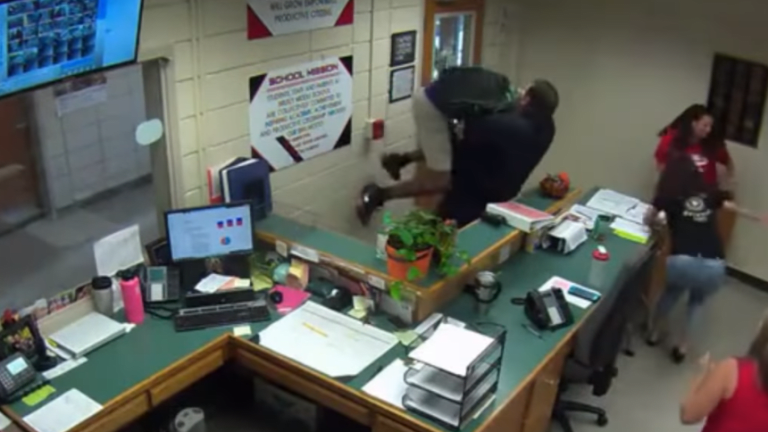 Former Louisiana Cops Indicted for Body-Slamming Teenage Student