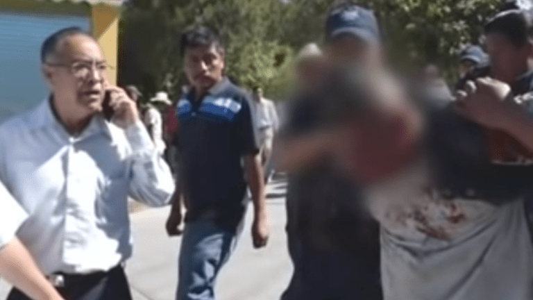 Mexican Mayor Murdered First Day in Office