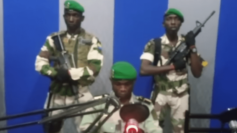 Gabon Coup Rebels Arrested