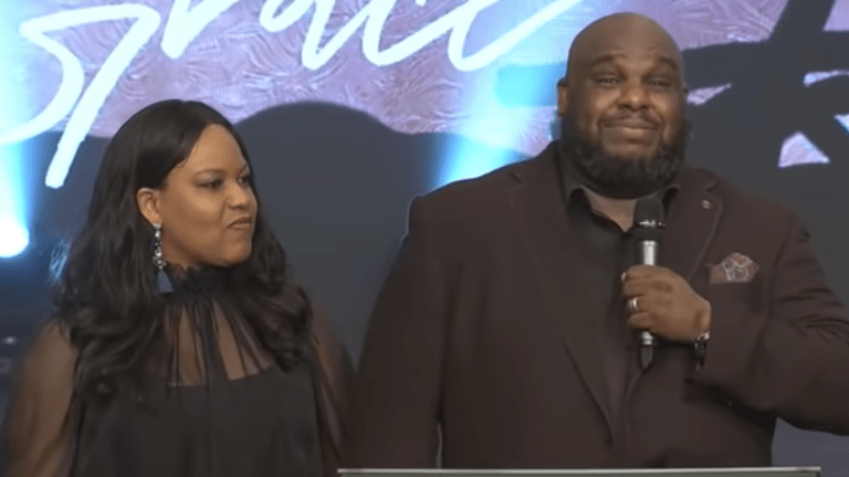 Pastor John Gray Admits to Cheating on Wife