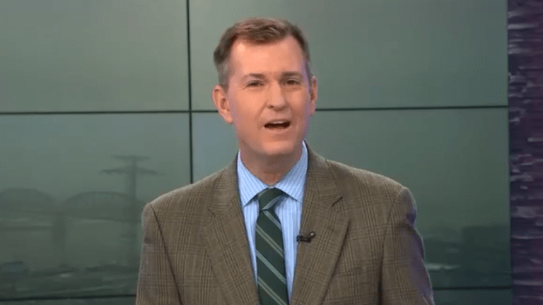 Viewers outraged as another Newscaster uses Racial Slur online