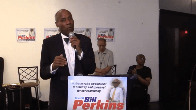 Harlem Councilman Bill Perkins taken into custody by NYPD for acting erratically
