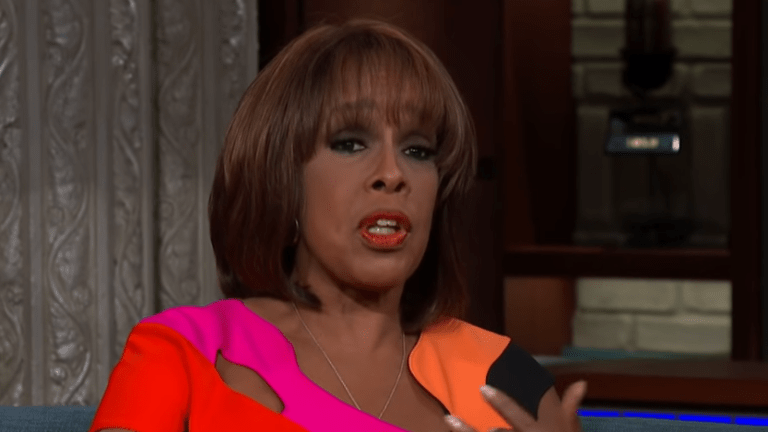 "Gayle King calls Trump's SOTU Address ""pretty tame"""