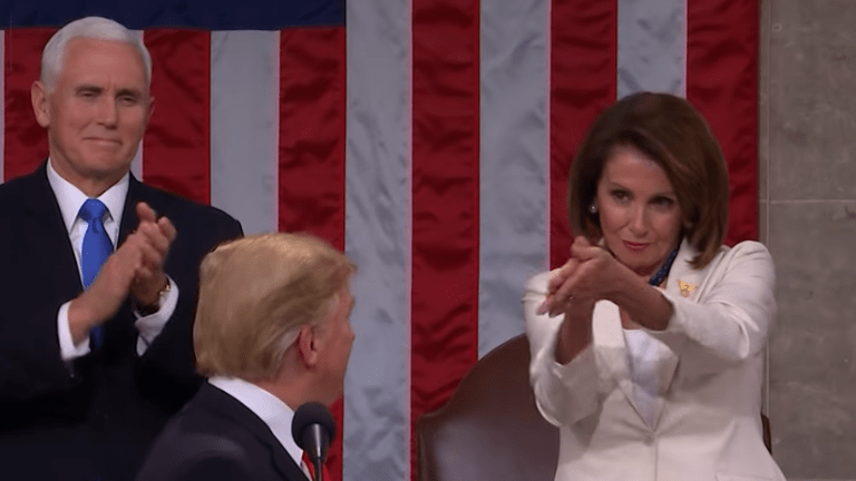Speaker Nancy Pelosi denies there will be another government shutdown
