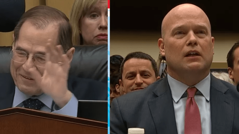 Whitaker claims he has not talked about Mueller investigation to Trump