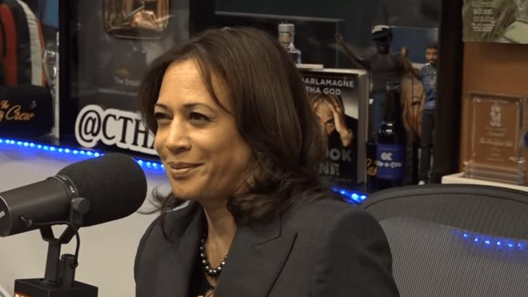 """Sen. Kamala Harris: """"I'm Black, and I'm proud of being Black"""""""