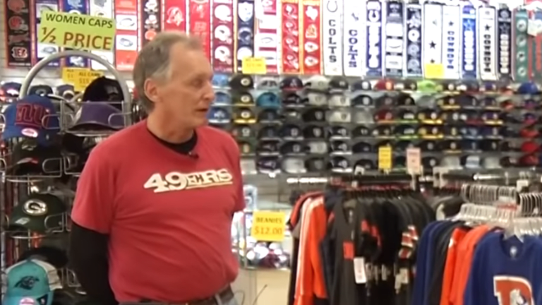 Colorado sports store forced to close after boycotting Colin Kaepernick