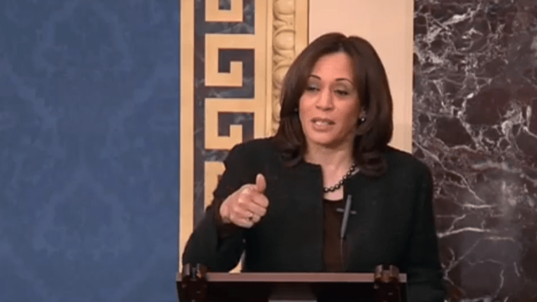 Senators Kamala Harris and Corey Booker pass first anti-lynching bill ever in American history