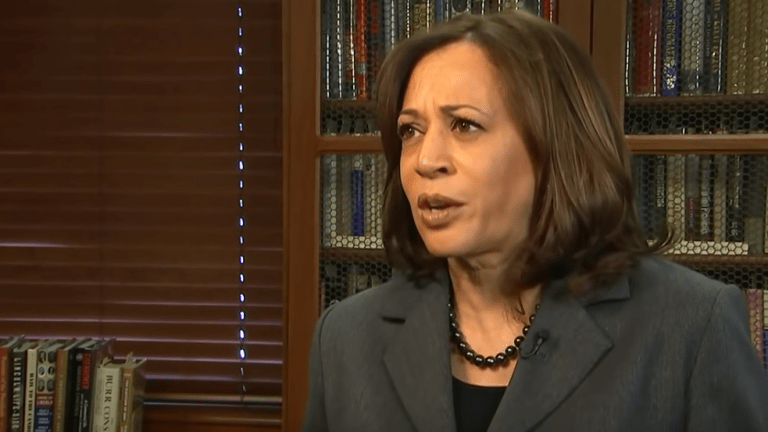 """Kamala Harris' father accuses daughter of playing """"identity politics"""""""