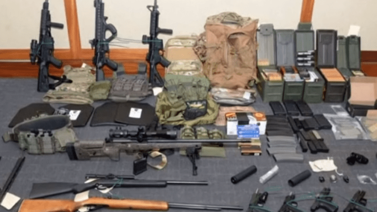 "Coast Guard Officer allegedly planned ""large-scale"" terrorist attack"