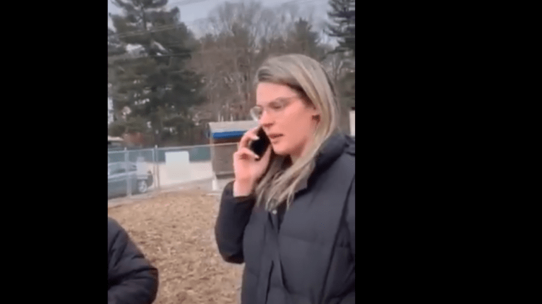 White woman calls cops on Black man after his puppy mounted her dog