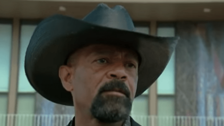 Fox News fired Sheriff David Clarke
