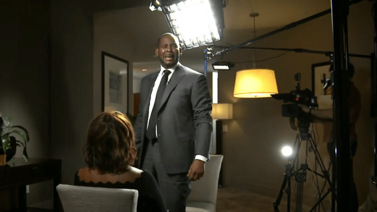 R. Kelly answers to allegations of child sex abuse in emotional interview