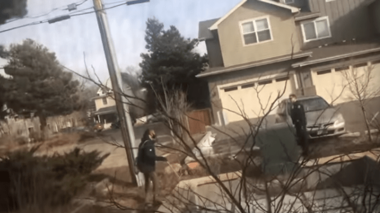 Investigation launched into cop who pulled a gun on a Black man cleaning his yard
