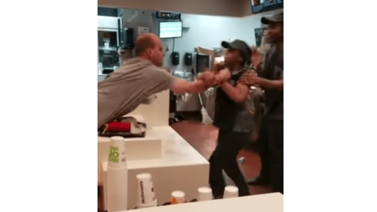 White man who attacked female Black McDonalds employee given jail time