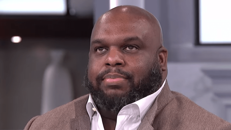 Pastor John Gray denies 'physically' cheating on wife