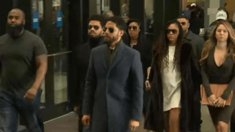 Jussie Smollett enters a plea of 'not guilty' to disorderlyconduct charges