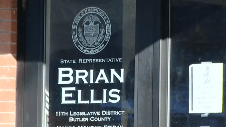 Rep. Brian Ellis resigns after being accused of sexual assault