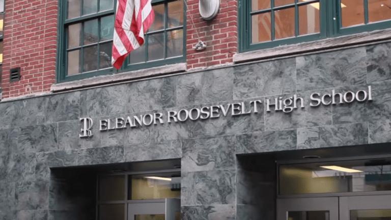 Black girl givenan 'n-word' tampon at a prestigious Manhattan high school