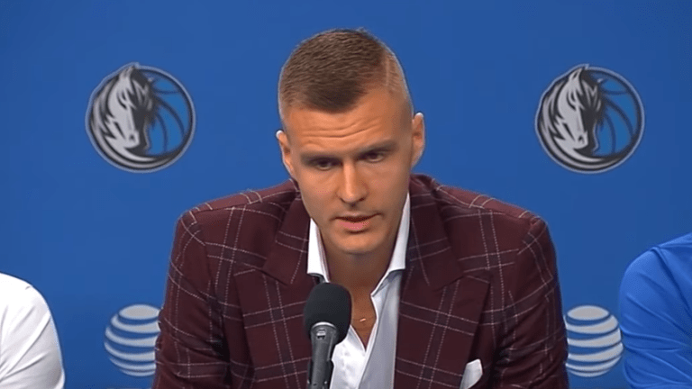 Former NBA Star Kristaps Porzingis accused of beating and raping Black woman