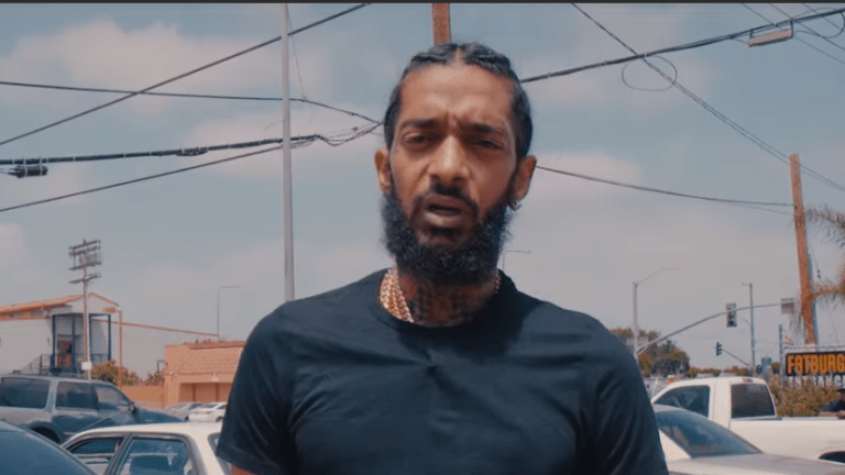 Eritrean Minister of Information honors deceased rapper, Nipsey Hussle