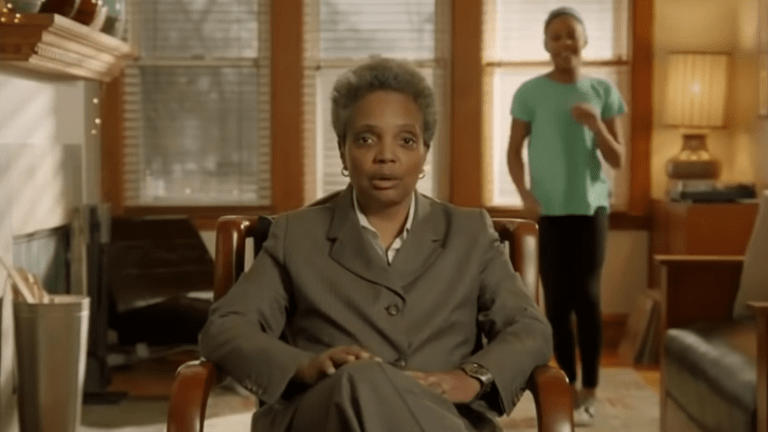 Lori Lightfoot elected Chicago mayor; 1st Black woman and 1st openly gay person to hold post