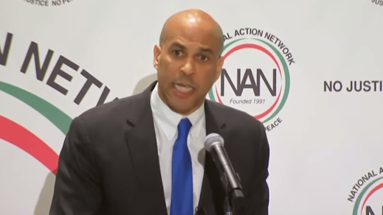 Cory Booker introduces Senate bill on reparations