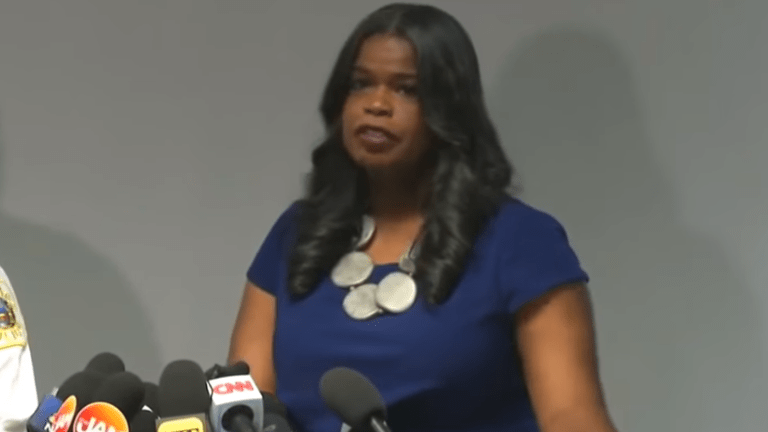 Chicago State's Attorney Kim Foxx called Jussie Smollett a 'washed up celeb who lied to cops'