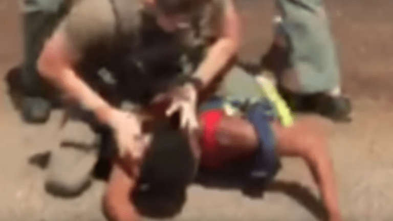 Broward County Police Officer who assaulted 15-Year-Old Black teen suspended