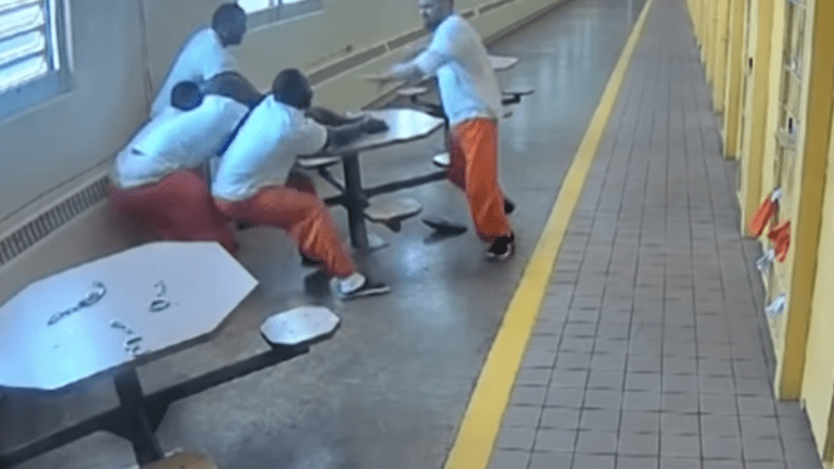 Lawsuit filed against officers who laughed as supremacist stabbed cuffed Black inmates