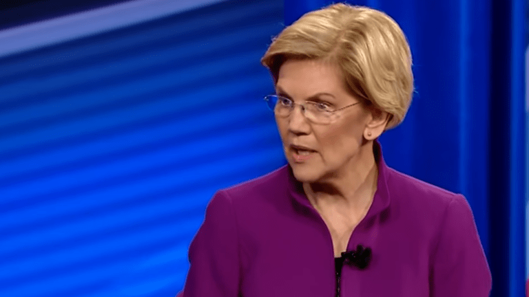 Elizabeth Warren vows to eliminate student debt and make college free if elected