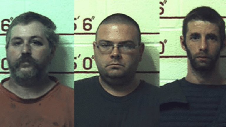 3 Men charged with having sex with 12 animals sentenced to 20-41 years