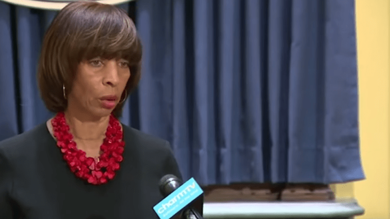 Baltimore Mayor Catherine Pugh resigns following book deal controversy