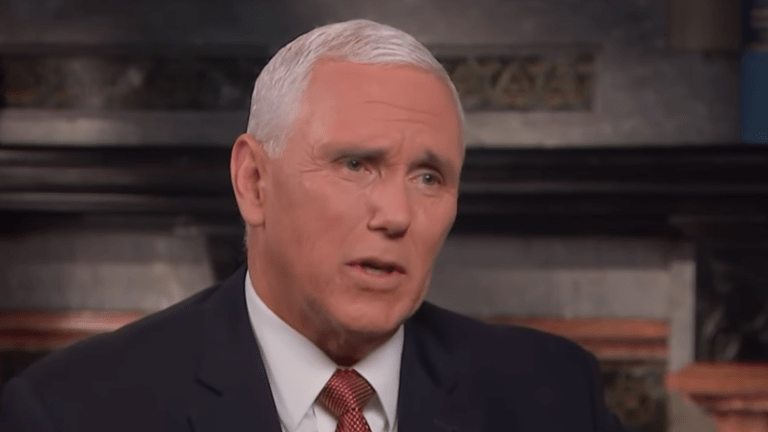 Mike Pence accuses the FBI of spying on Trump's 2016 election campaign