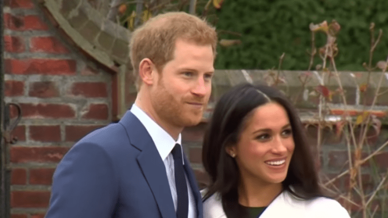 Meghan Markle, Duchess of Sussex, gives birth to a boy