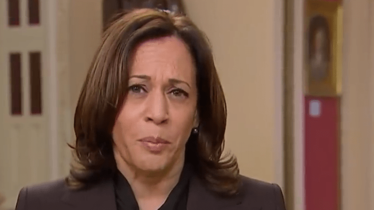 Kamala Harris: 'We should have faith our colleagues will put the country before party'