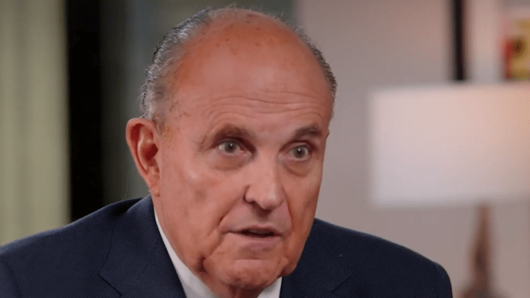 Giuliani responds to Bolton claims: 'He never said to me, 'I've got a problem with what you are doing in Ukraine'