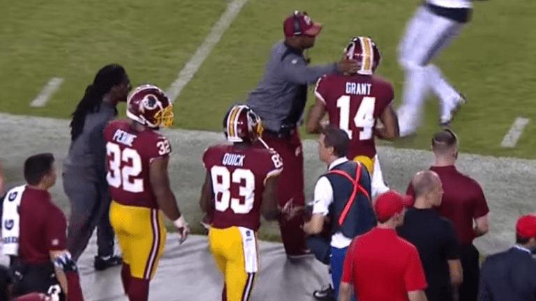 Redskins hire first full-time Black female assistant coach