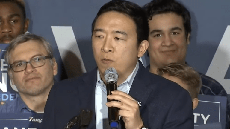 Andrew Yang drops out of the presidential race