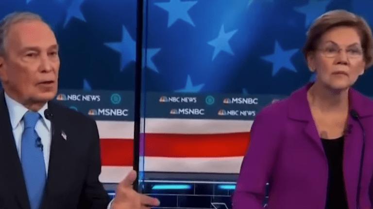 Warren rips Michael Bloomberg over treatment of women during Democratic debate