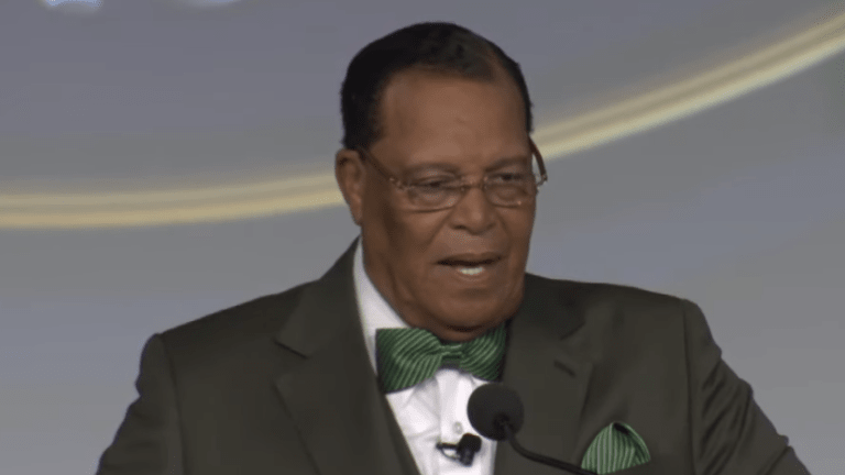 Farrakhan addresses Trump: 'You are upsetting a lot of people'