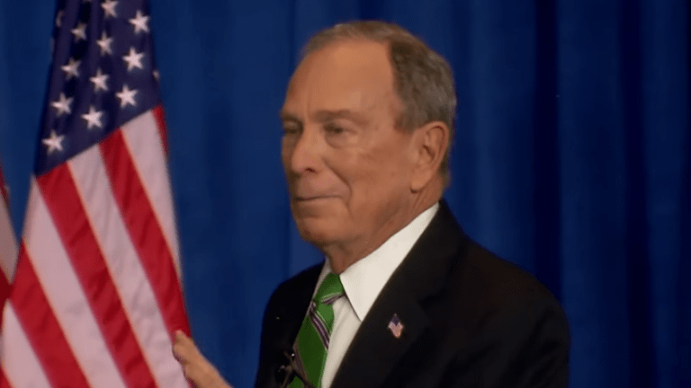 Michael Bloomberg donates $2 million to help register Black voters