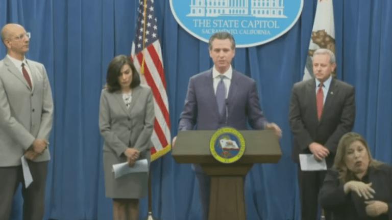 Cali Gov. declares state of emergency over coronavirus